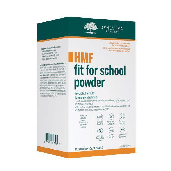 HMF Fit For School Powder - Holistic United
