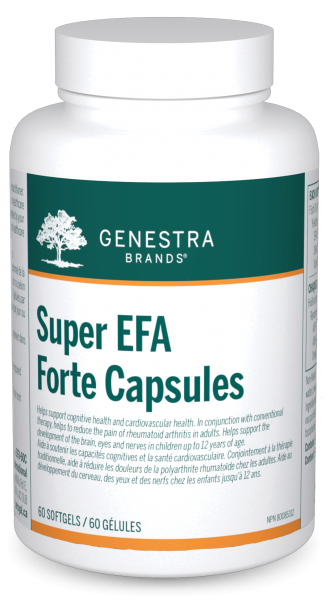 Super EFA Forte Capsules - Holistic United