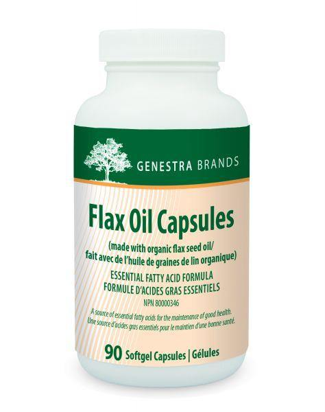 Flax Oil Capsules - Holistic United