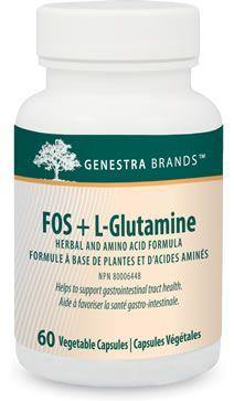 FOS + L-Glutamine - Holistic United