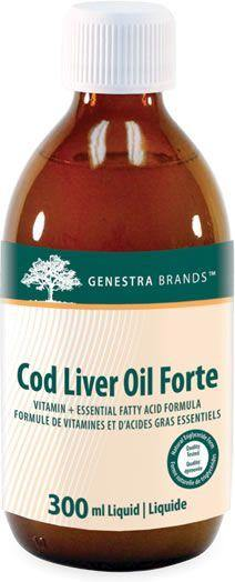 Cod Liver Oil Forte - Holistic United