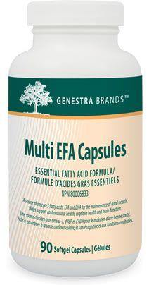 Multi EFA Capsules - Holistic United