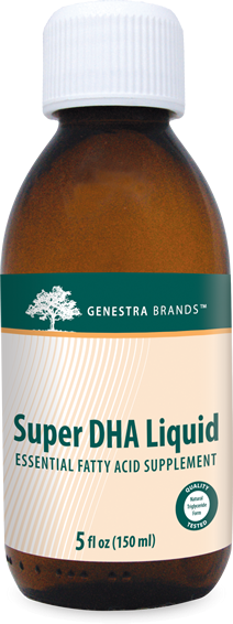 Super DHA Liquid - Holistic United