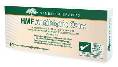 HMF Antibiotic Care - Holistic United