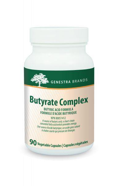 Butyrate Complex - Holistic United