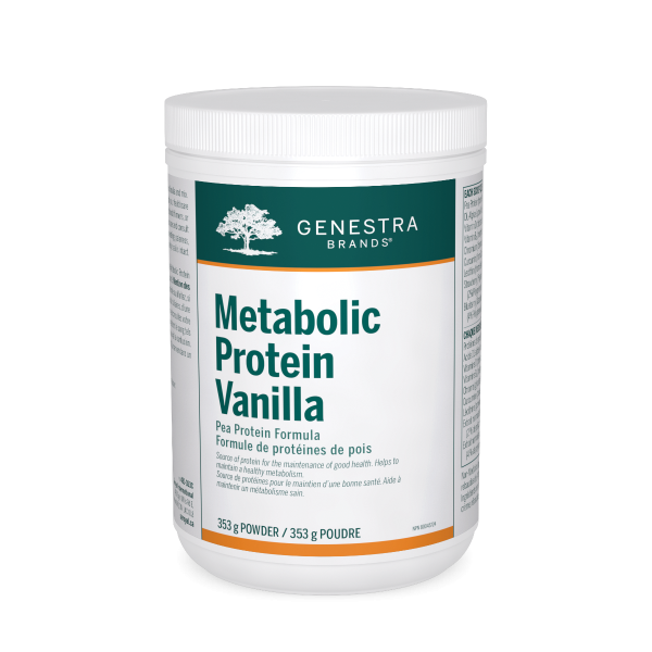 Metabolic Protein Vanilla (Formerly Pro Pea Balance Natural Vanilla Flavour) - Holistic United