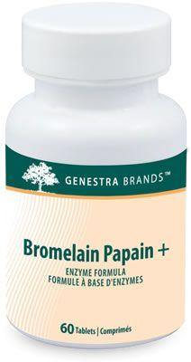 Bromelain Papain+ - Holistic United