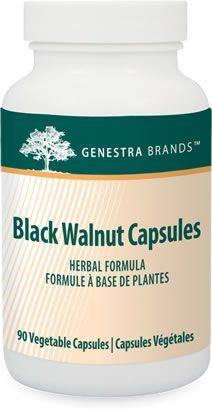Black Walnut Capsules - Holistic United