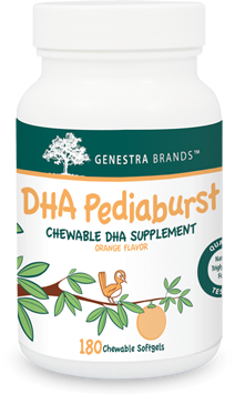 DHA Pediaburst - Holistic United