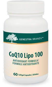 CoQ10 Lipo 100 - Holistic United