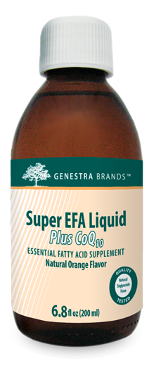 Super EFA Liquid Plus CoQ10 - Holistic United