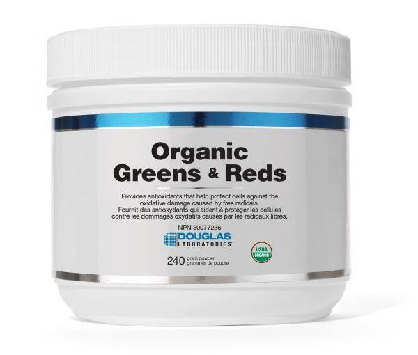 ORGANIC GREENS & REDS - Holistic United