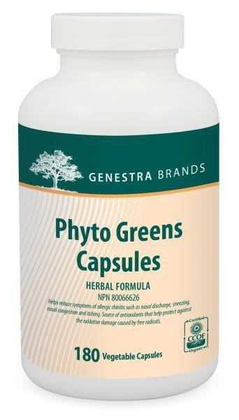Phyto Greens Capsules - Holistic United