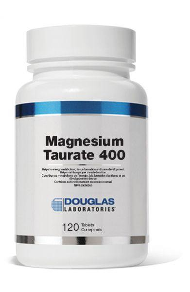 MAGNESIUM TAURATE 400 - Holistic United
