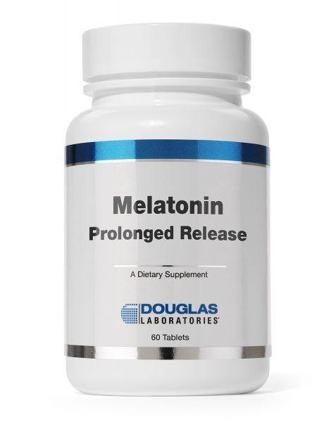 MELATONIN PR 3 MG PROLONGED-RELEASE - Holistic United