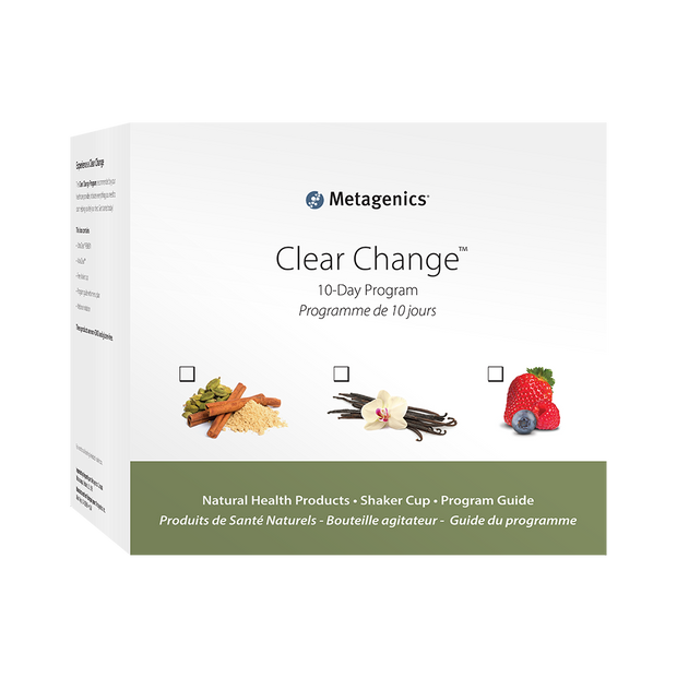 Clear Change™ 10 Day Program - Holistic United