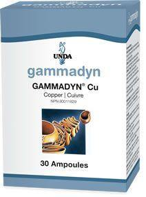 Gammadyn Cu (Copper) - Holistic United