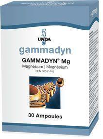 Gammadyn Magnesium (Mg) - Holistic United
