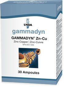 Gammadyn Zn-Cu - Holistic United