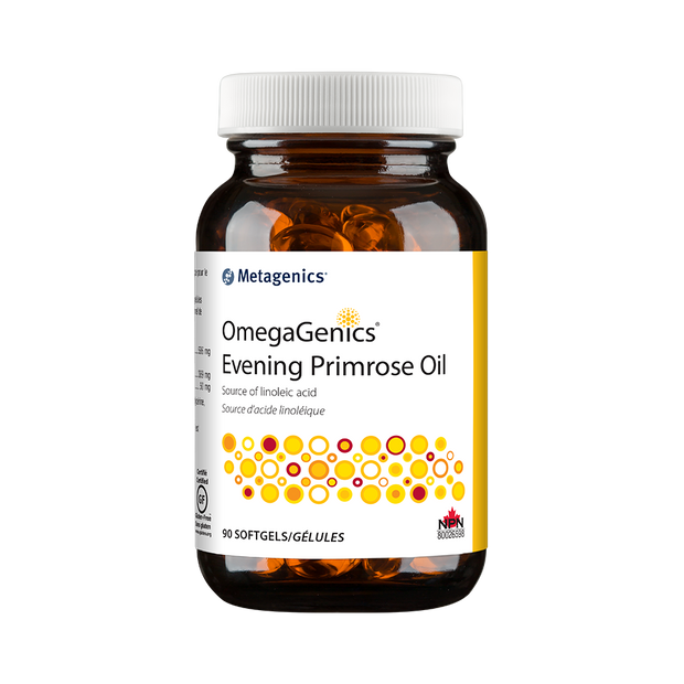 OmegaGenics® Evening Primrose Oil - Holistic United