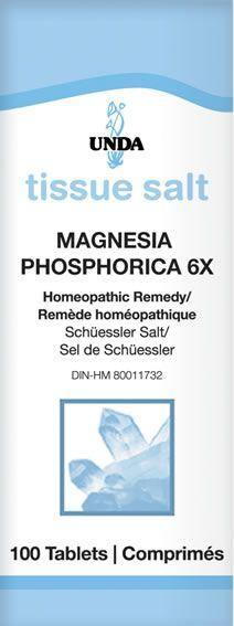 Magnesia phosphorica 6X (Salt) - Holistic United