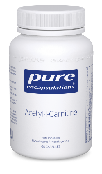 Acetyl-l-Carnitine - Holistic United