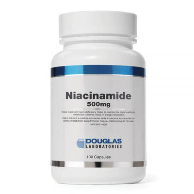 NIACINAMIDE 500 MG - Holistic United