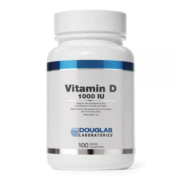 VITAMIN D 1000 IU - Holistic United