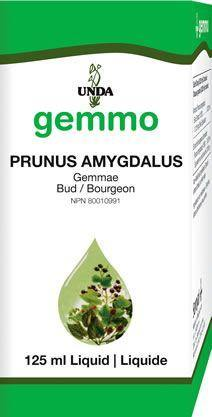Prunus amygdalus (bud) 125ml - Holistic United