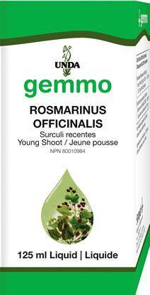 Rosmarinus off. 125ml - Holistic United