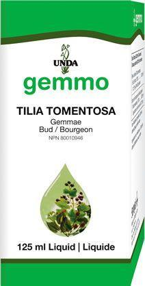 Tilia tomentosa 125 ml - Holistic United