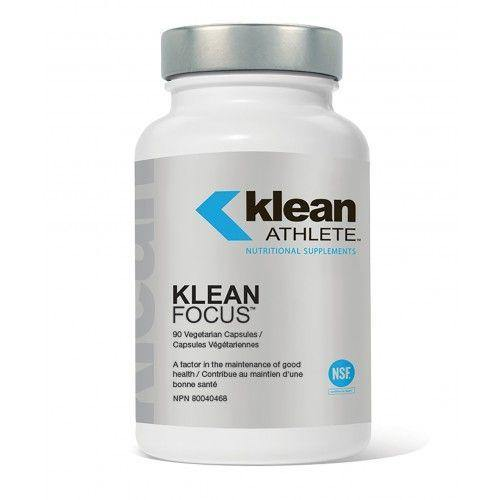 KLEAN FOCUS™ (FORMERLY KLEAN COGNITIVE SUPPORT™) - Holistic United