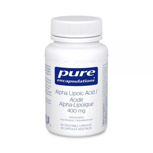 Alpha Lipoic Acid 400 mg - Holistic United