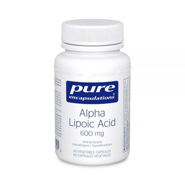 Alpha Lipoic Acid 600 mg - Holistic United