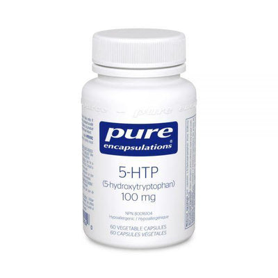 5-HTP 100 mg (5-Hydroxytryptophan) - Holistic United