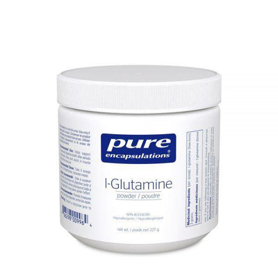 l-Glutamine powder - Holistic United