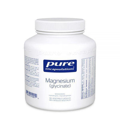 Magnesium (glycinate) - Holistic United