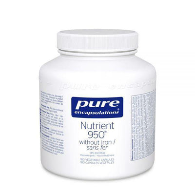 Nutrient 950® without iron - Holistic United