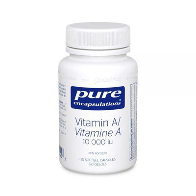 Vitamin A 10 000 IU - Holistic United