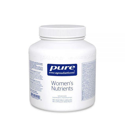 Women's Nutrients - Holistic United