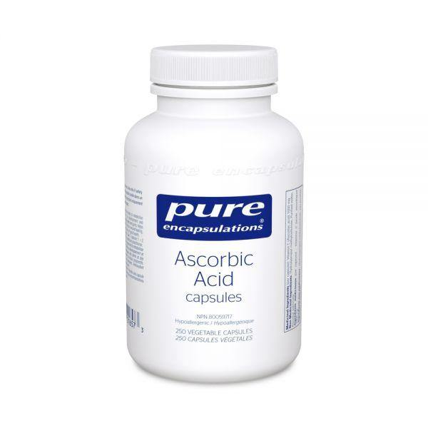 Ascorbic Acid capsules - Holistic United