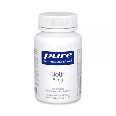 Biotin 8 mg - Holistic United