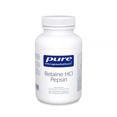 Betaine HCl Pepsin - Holistic United