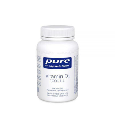 Vitamin D3 1 000 IU - Holistic United