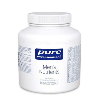 Men's Nutrients - Holistic United