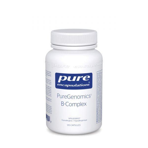 PureGenomics™ B-Complex - Holistic United