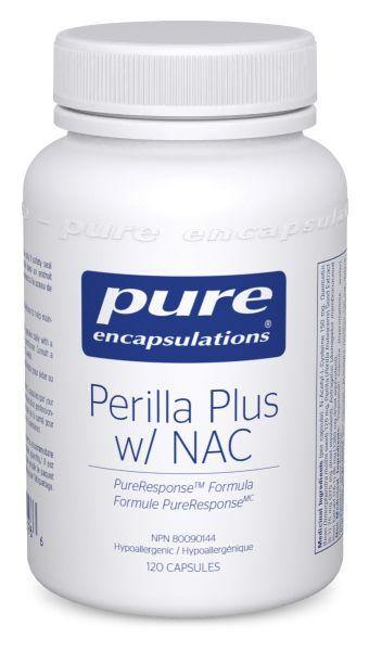 Perilla Plus w/ NAC - Holistic United