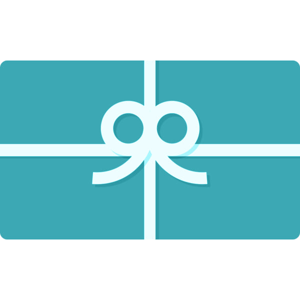 Blue Digital Online Gift Card for AshaBlooms.com by Asha Blooms