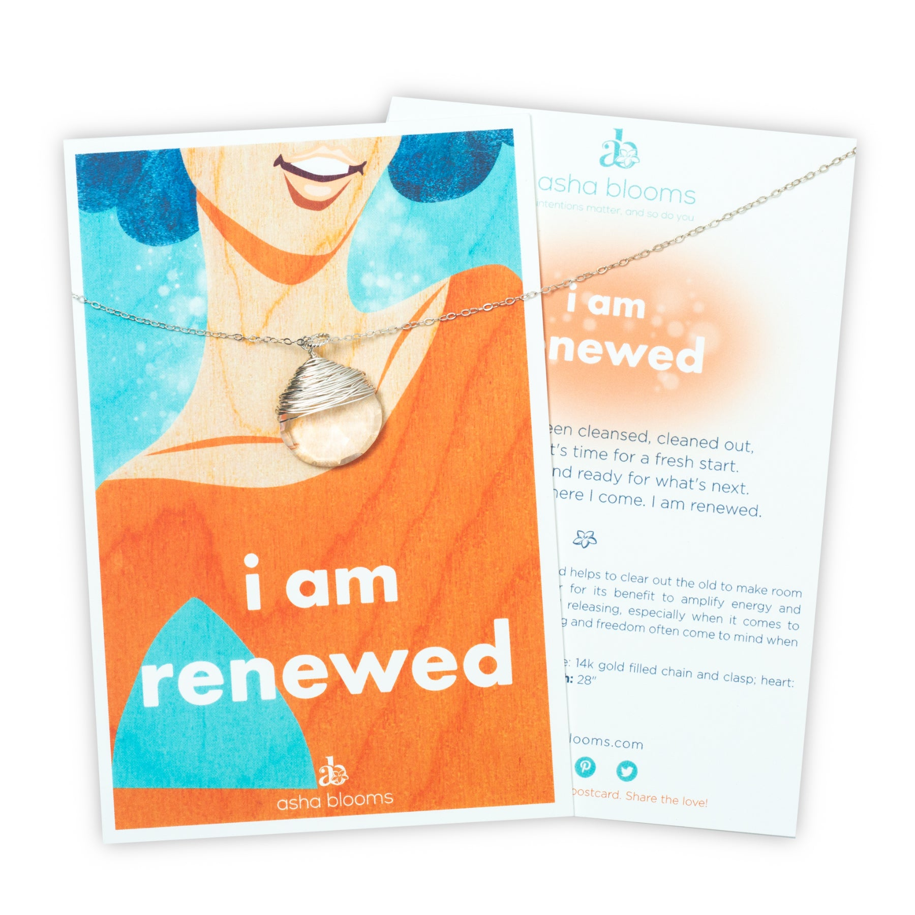 I Am Renewed