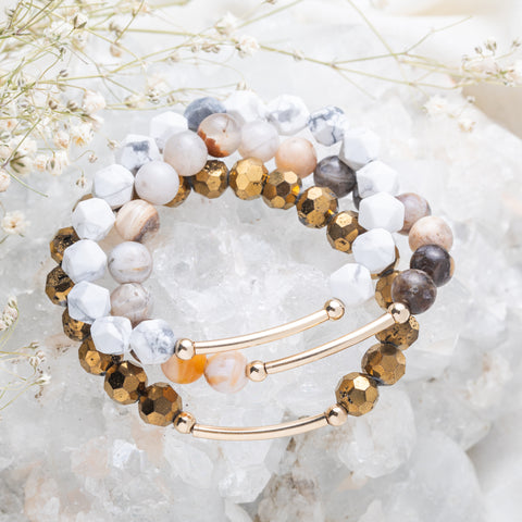 Joyful & Strong Bracelet Bundle